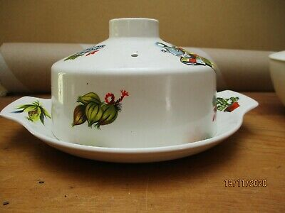 Lord Nelson Pottery Lidded Hot Food Server/Platter • 5£