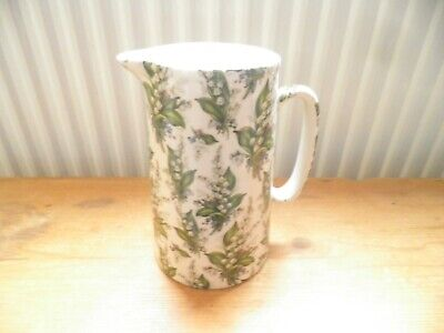 Lovely Vintage Style Jug/pitcher, Lily Of The Valley Design • 0.99£