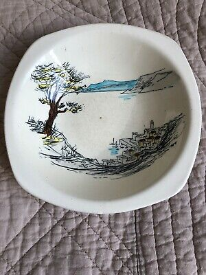 Vintage - Riviera 6  Bowl By Midwinter - Staffordshire Pottery - Immaculate • 5.99£