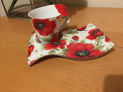 Queen Isabell Limited Collection Cup And Saucer • 5.90£