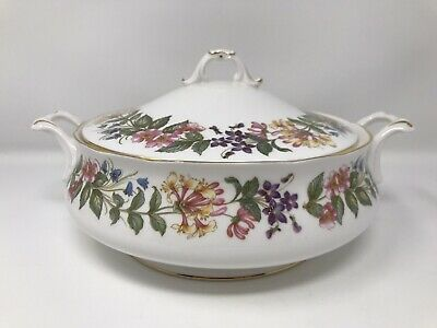 Paragon Country Lane Serving/ Casserole/ Vegetable/ Dish/ Tureen • 14.99£