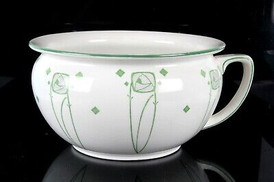 Wedgwood And Co Glasgow School Arts And Crafts George Logan Scottish Pottery Pot • 79.99£