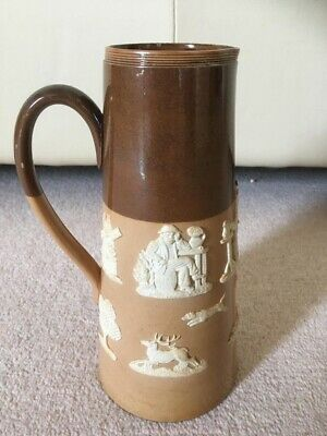 Vintage Antique Royal Doulton Lambeth Jug  • 25£