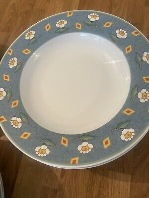 Villeroy And Boch Dining Plates  • 13£