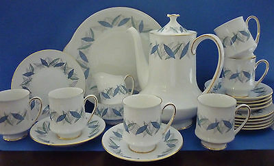 Royal Standard Trend Coffee Set For 6 • 40£