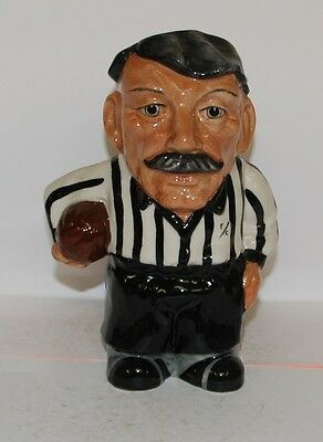 Manor Character Jug Footballer *** Great Condition *** • 24.99£