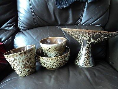 Collectable, Vintage Eastgate Pottery Withernsea  Bowl Or Planter Choice Of 1 • 12.99£