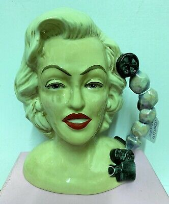 Large Character Jug Marilyn Monroe ***limited Edition*** Bairstow Manor • 120£