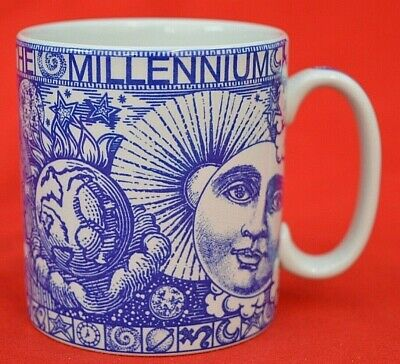 Spode 'in Celebration Of The Millennium' Drinking Mug - Great  Condition!    • 12.50£