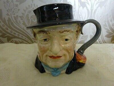 Beswick China Character Jug Captain Cuttle 1120 12cm Tallest • 8.50£