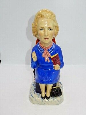 Limited Edition Kevin Francis Toby Jug - Margaret Thatcher • 84.95£