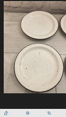 Midwinter Stonehenge Creation  Side Plate X 6 - 18cm Wide • 38.50£