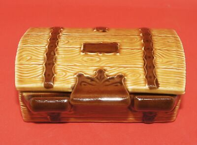 Wade Porcelain Trinket Treasure Chest Box • 4.78£