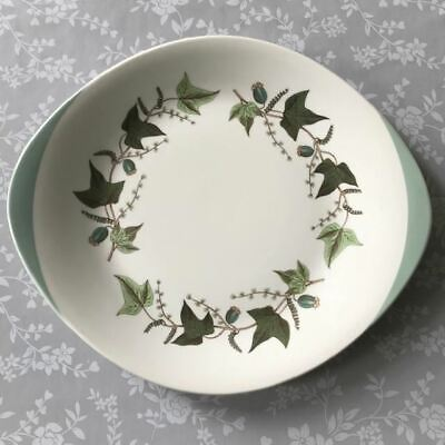 WEDGWOOD Hereford Cake SERVING PLATE 1963 - 11in X 9.5in • 9.99£