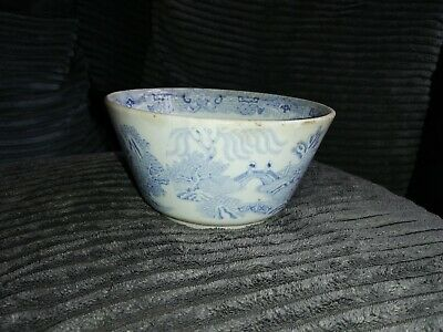 Chinese Style Bowl Willow Pattern • 0.99£