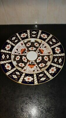 Royal Crown Derby Amari Dinner Plate 10 1/2  • 25£
