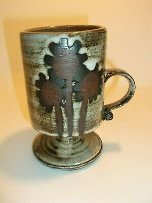 Briglin Pedestal Style Small Mug- Beautiful Piece In Excellent Condition • 4.99£