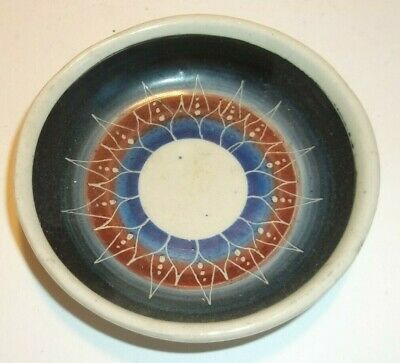 Alastair Dunn Cromarty Pottery Small Pin Dish- Beautiful! • 6.25£