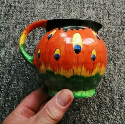 Crown Ducal Firefly Jug - Extremely Rare • 50£