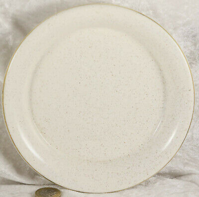 Kernewek Brown Speckled Shallow Plate 6.5 Inches Across Colectable  • 2£