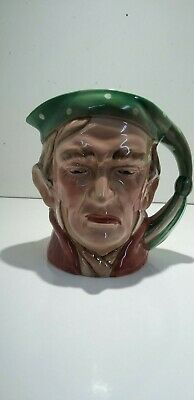 Large Beswick Toby Dickens Character Jug Scrooge Excellent Condition • 20£