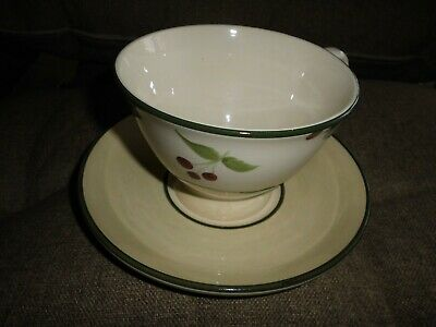 Laura Ashley Large Tea Cup And Saucer • 22.99£