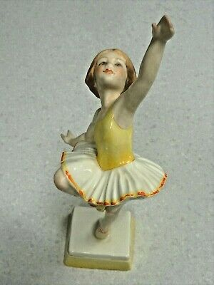 Royal Worcester Ballerina Tuesday's Child Full Of Grace 3258 Figurine Ornament • 90£