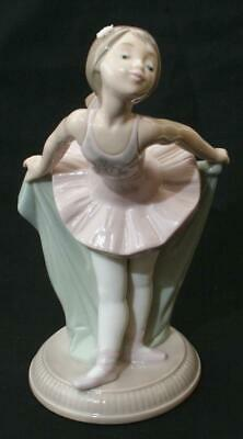 Beautiful Lladro Nao Daisa Figure - #525 Ballerina - 7  In Height • 0.99£