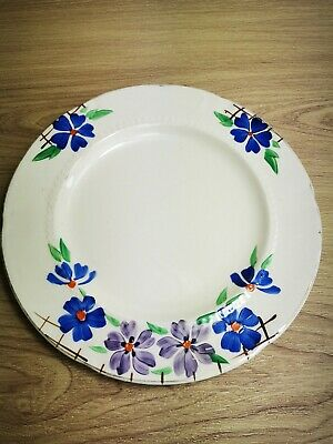Vintage Art Deco H & K Tunstall~* PLATE/bowl Hand Painted • 3.25£