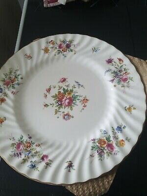 Two Minton Marlow 10 Inch Dinner  Plates • 5£