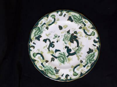 Vintage Mason's Ironstone China  Chartreuse  Large Dinner Plate 10.25  • 12£