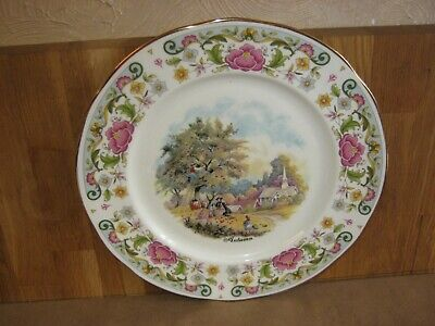 Royal Imperial Large Dinner Plate Autumn • 5.99£