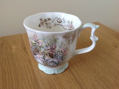 Royal Doulton Brambly Hedge Summer Full Size Beaker No Box  • 9.50£