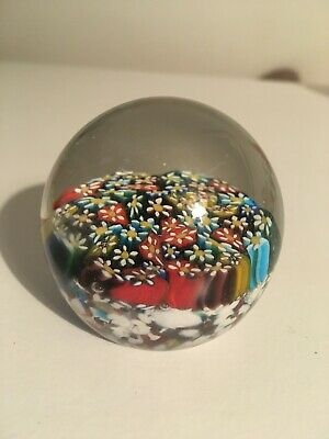 Vintage Glass Paperweight • 3.30£