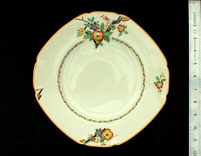Royal Ivory By John Maddock & Son Ltd -  'Lomond' Plate  - 1930 • 18.50£