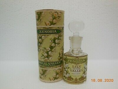 Antique Zenobia Lily Of The Valley Natural Scent ~Unused ~ Original Box ~ 1900's • 110£