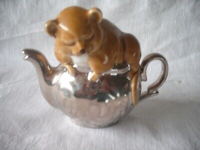 THE DORMOUSE From 1999 Alice In Wonderland Collection By Wade In Original Box • 59.99£