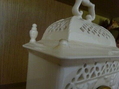 Leeds / Royal Creamware Carriage Clock  • 5£