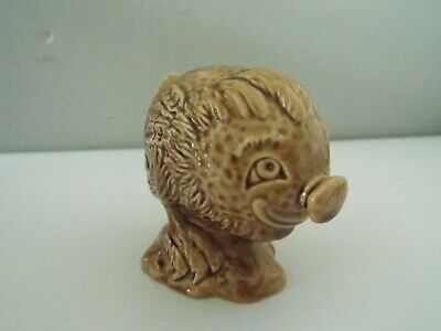 Beswick Flying Haggis Beneagles Scotch Whisky Decanter Ceramic Collectable • 0.99£