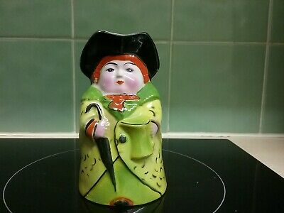 Unusual Vintage  Lady Toby Jug • 10£