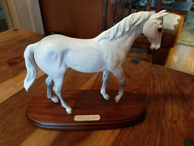 Limited Edition Royal Doulton DESERT ORCHID On Plinth  • 50£