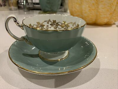 Stunning Aynsley Cup And Saucer • 29.99£