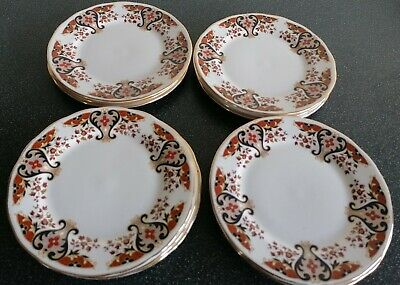 Vintage Colclough Royale Bone China Side Tea Plates X 12 • 5.75£