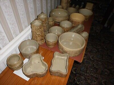 Vintage Hillstonia Pottery Collection  • 50£