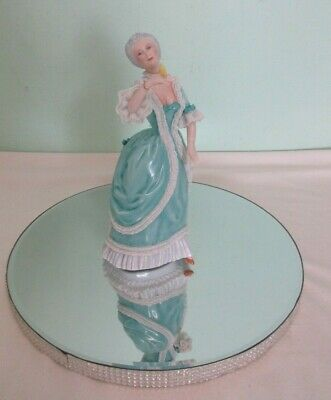 Franklin Mint 'A Song For Gabrielle' Fine Porcelain 1985 FP Figurine 8  MINT • 9.99£
