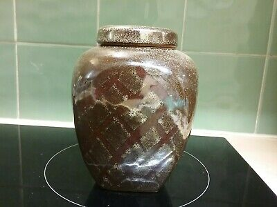 DAVID HARRIS Large Stoneware Ginger Jar  • 22.60£