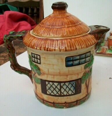 Old Vintage Beswick Cottage Ware Teapot 7 X 6 Inch  • 12.99£