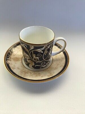 Wedgwood Bicentenary  Cornucopia  Tea Cup/Saucer  In Excellent Condition . • 14.99£