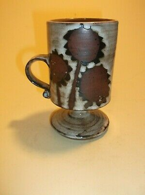 Briglin Pedestal Style Small Mug- Beautiful Piece In Excellent Condition • 2.99£