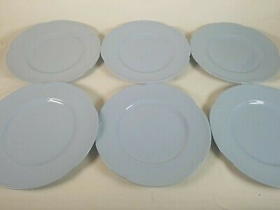 Johnson Brothers Greydawn Blue Side Plates Set Of 6 (9 ) • 19.99£